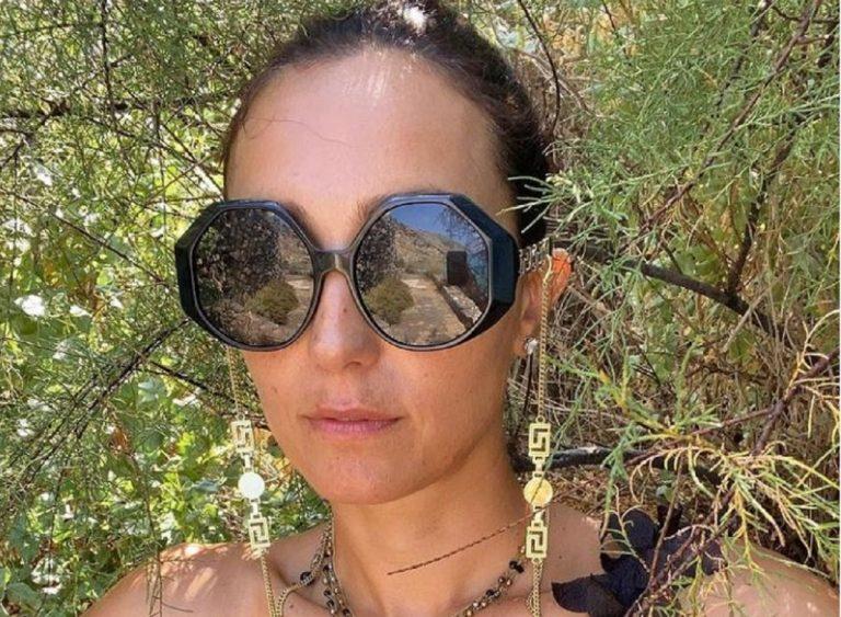 Caterina Balivo senza filtri sui social