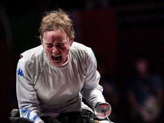 Bebe Vio vince la medaglia d'oro a Tokyo