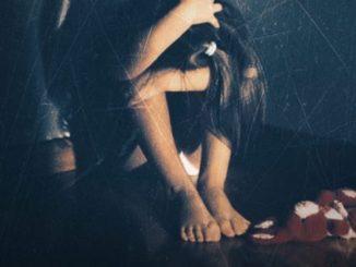 Bimba violentata in India