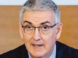 Il professor Silvio Brusaferro