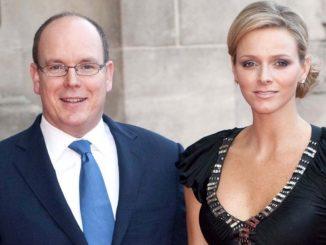 Charlene e Alberto di Monaco