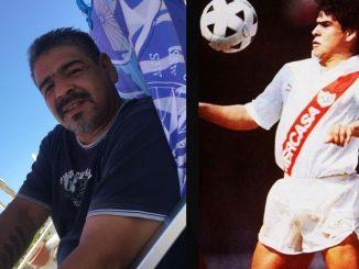 Comunali Napoli Hugo Maradona