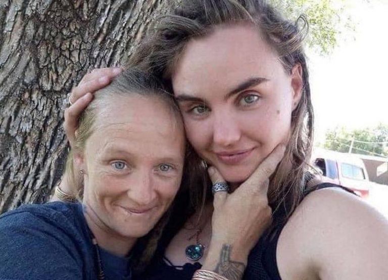 Kylen Schulte e la moglie Crystal Turner