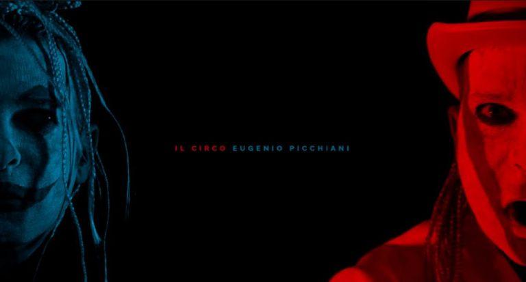 Eugenio Picchiani Il circo