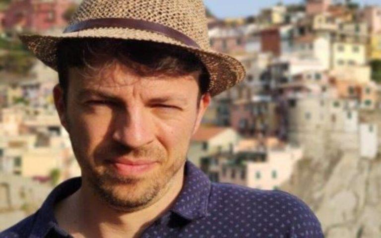 Federico Lugato scomparso