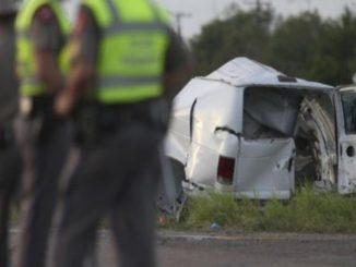texas furgone migranti