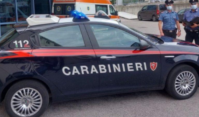 Bergamo incidente moto