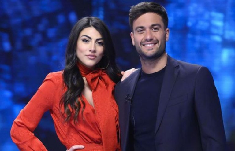 Giulia Salemi Pierpaolo Pretelli