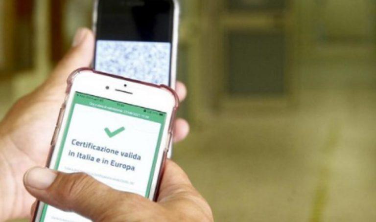 Green pass dipendenti pubblici