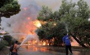 Incendi Grecia