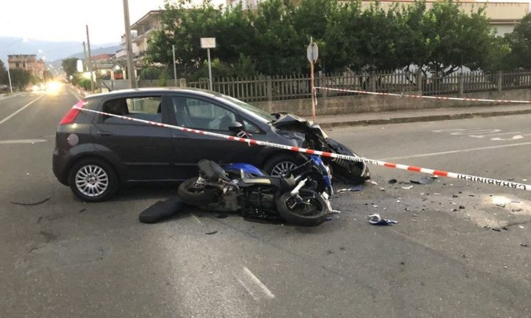 Incidente a Montepaone