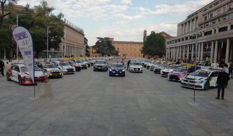 Incidente rally Appennino reggiano
