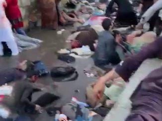 L'Isis K ha rivendicato gli attentati di Kabul
