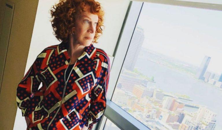 Kathy Griffin aggiornamenti tumore