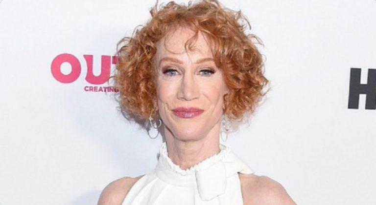 Kathy Griffin tumore