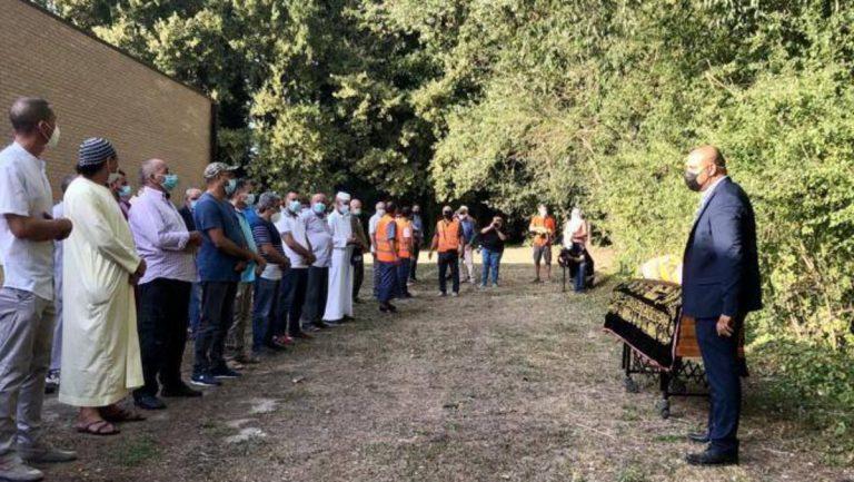 Laila El Harim funerali