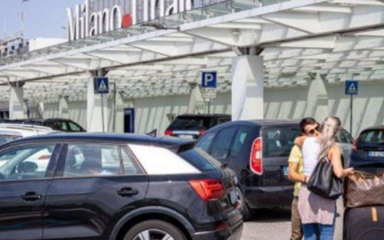 Linate, stop ai voli per Londra