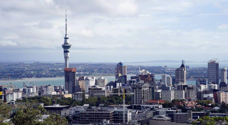 Lockdown in Nuova Zelanda