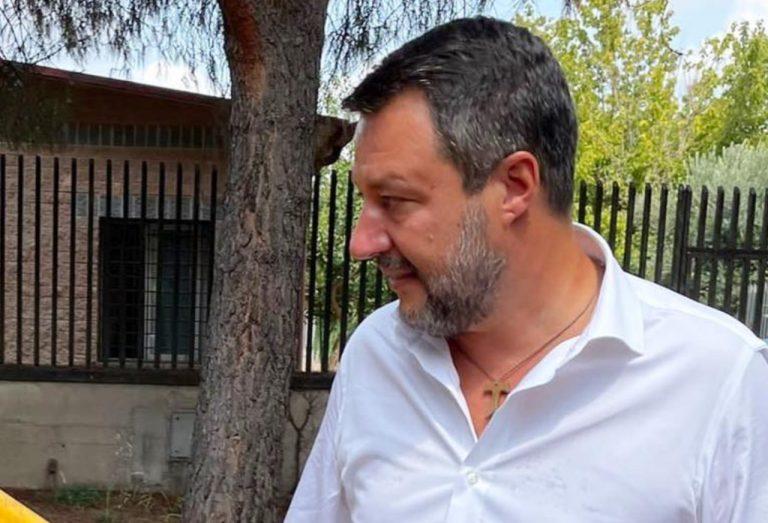 Salvini attacca la Cirinnà