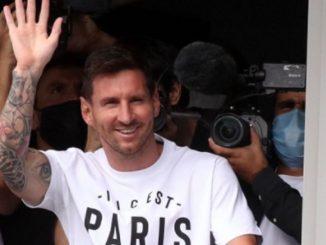 Messi giocatore PSG