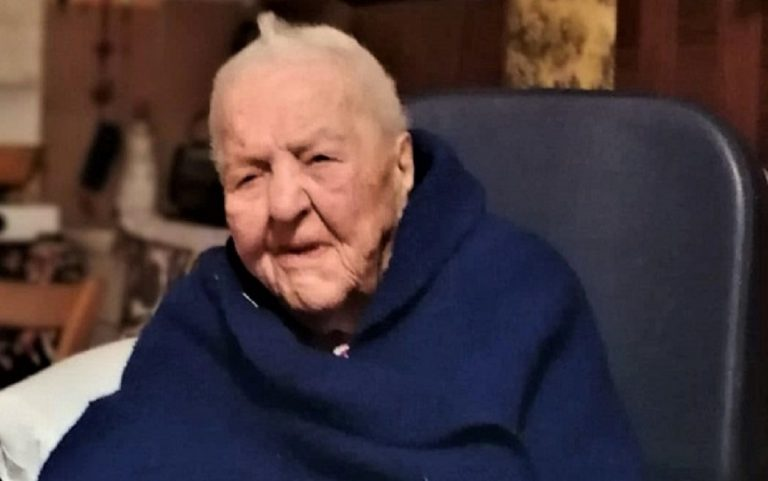 Morta a 112 anni Marietta Oliva, la donna più longeva d'Italia