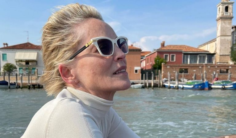 Morto Nipote Sharon Stone
