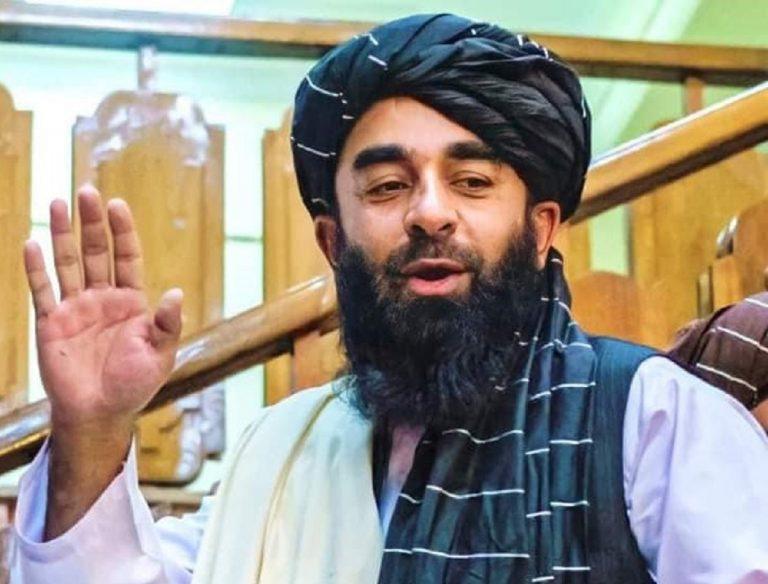Zabihullah Mujahid, capo dei portavoce taliban