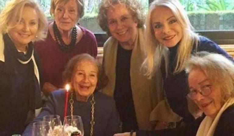 Nicoletta Orsomando foto reunion