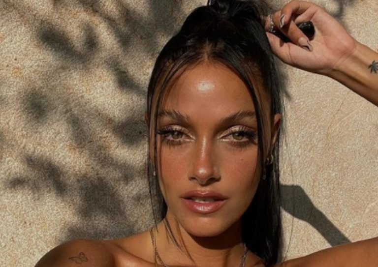 Curiosità sulla modella Oriana Sabatini