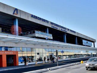 L'aeroporto di Palermo