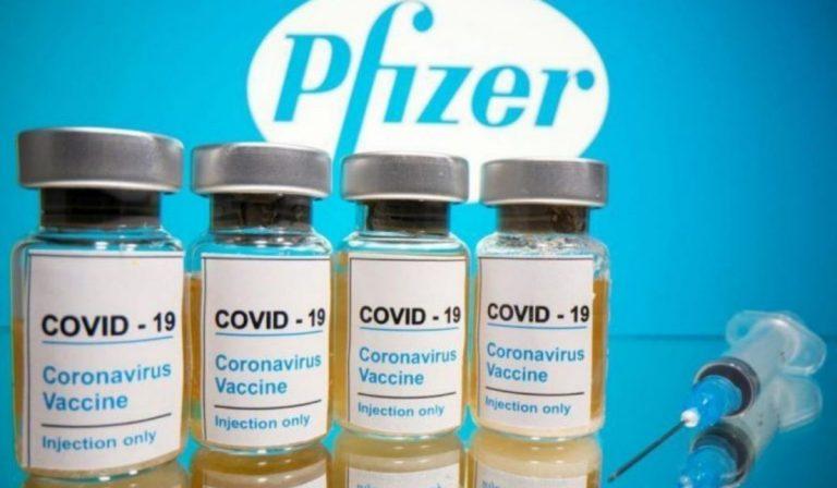 Pfizer, terza dose vaccino