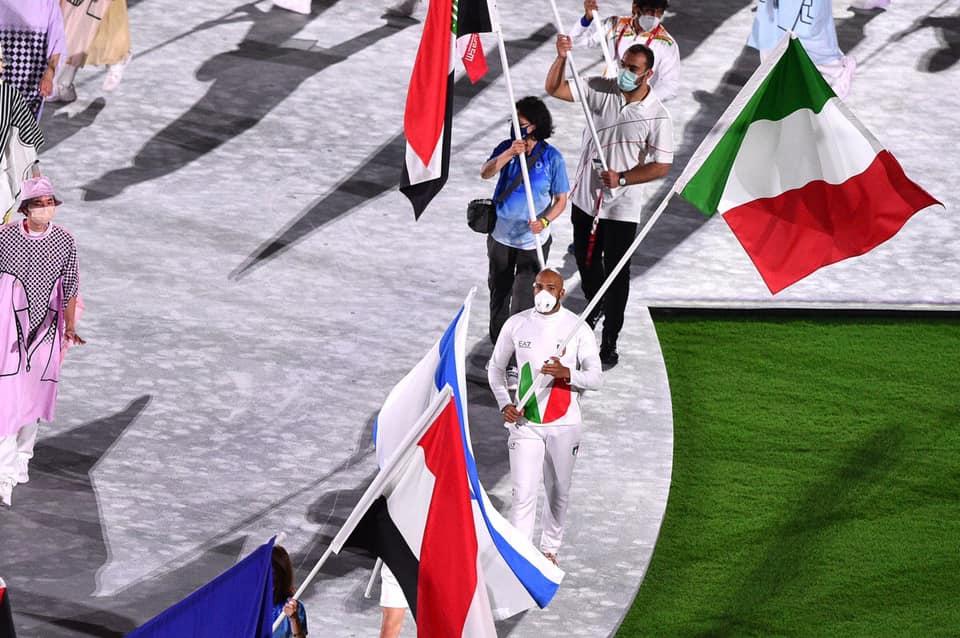 Cerimonia chiusura Olimpiadi