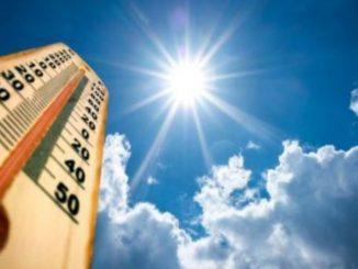 Previsioni meteo 6 agosto