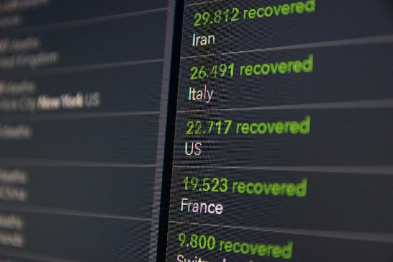 Covid Italia, le Regioni a rischio zona gialla
