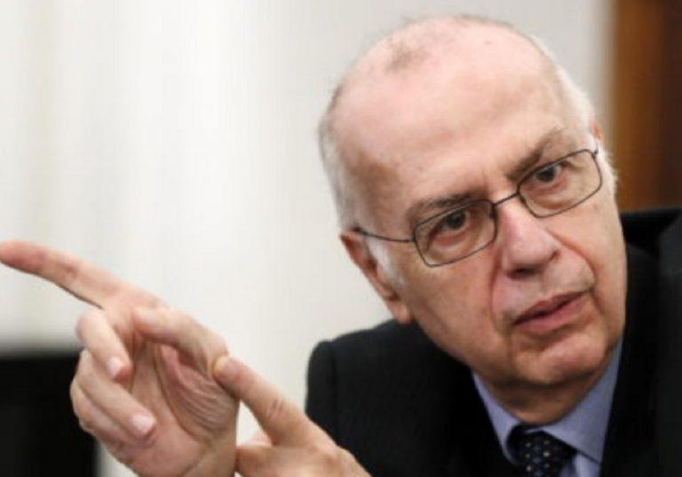 Il professor Giovanni Rezza