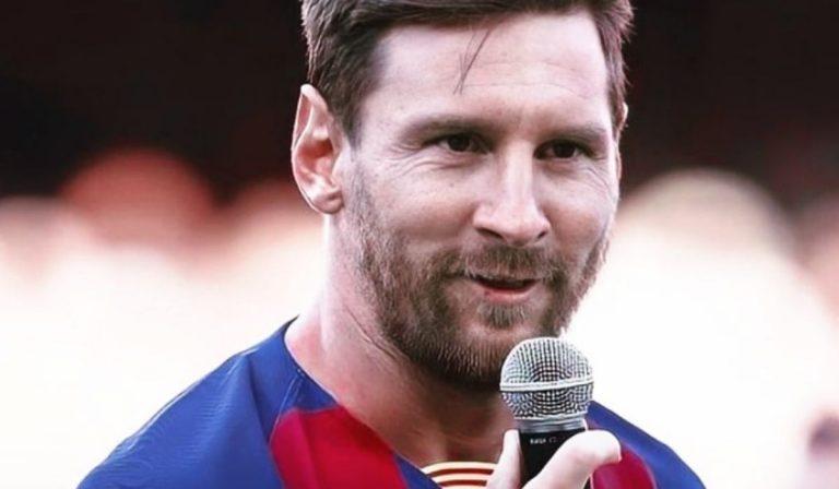 Rottura Messi Barcellona