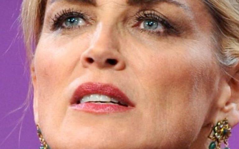 Sharon Stone nipote