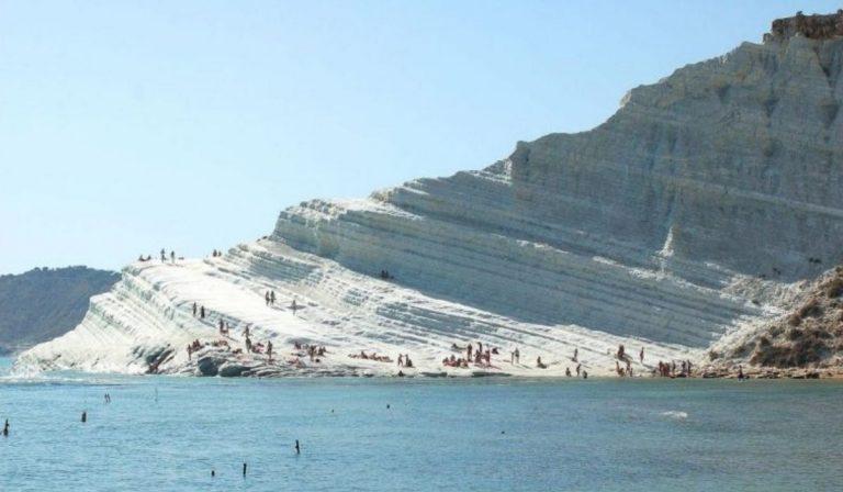 Sicilia scala dei turchi