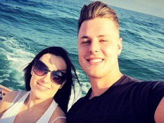 Notizie su Simone Caprioli, fidanzato di Vanessa Ferrari