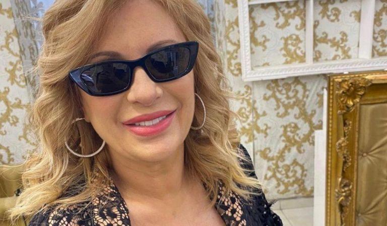 Tina Cipollari torna single