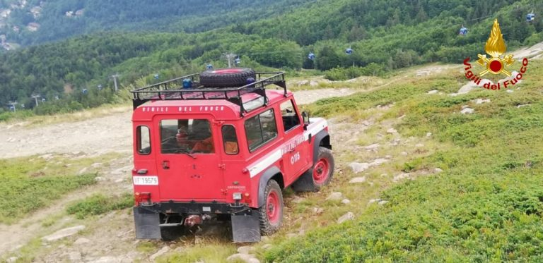Temporale in Alto Adige: contadino muore travolto da una frana