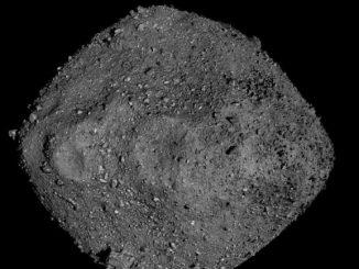 asteroide Bennu impatto