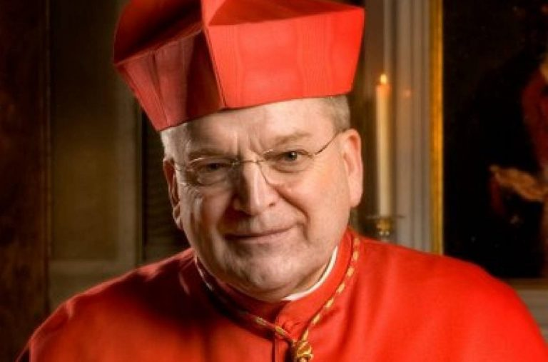 Cardinal Burke twitter
