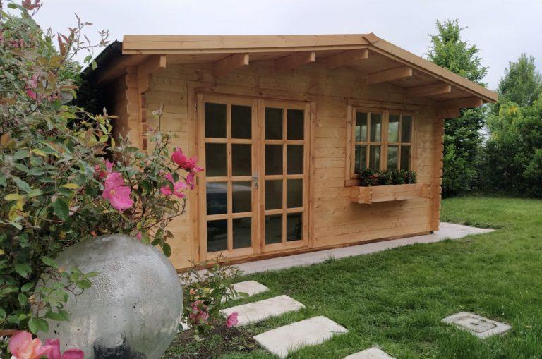 casette in legno arredamento da giardino