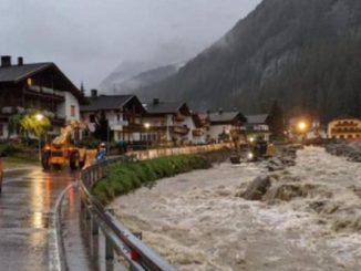 chiuse statale ferrovia Brennero