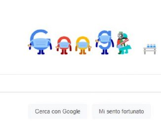 doodle google vaccino
