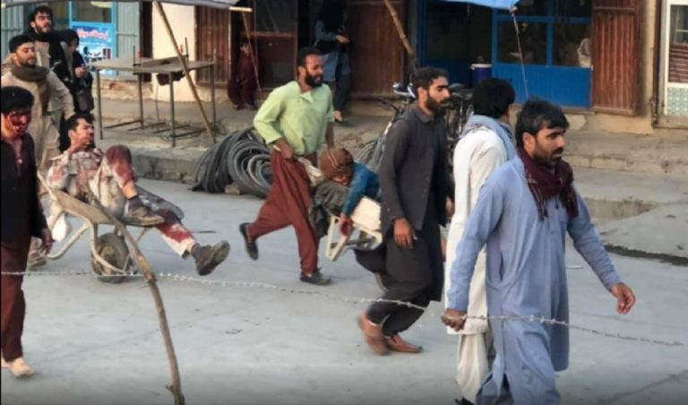 esplosione aeroporto Kabul