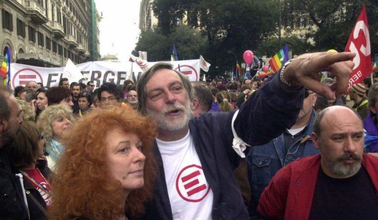 Gino Strada moglie