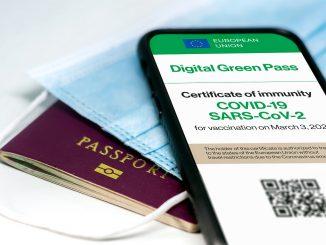 Certificazione verde, si può avere anche in farmacia in maniera gratuita