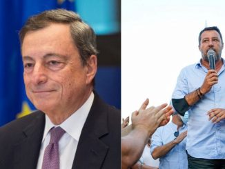 incontro Salvini Draghi
